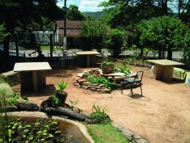 After - an outdoor classroom