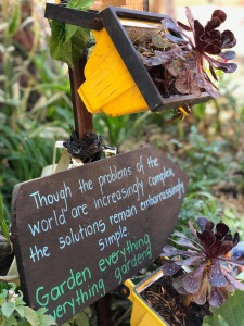 Sustainable Living Urban Permaculture