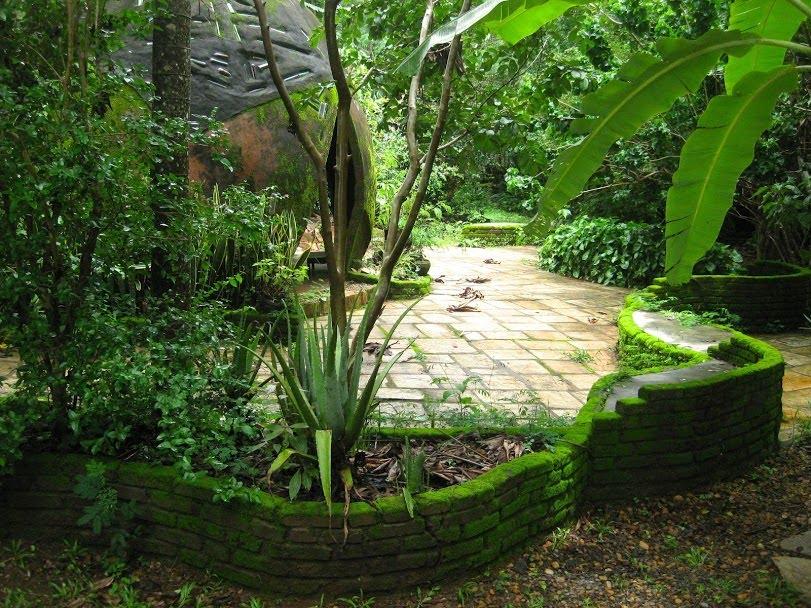 Ecocentro IPEC Garden Permaculture
