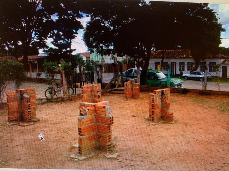 children designing their future playground permaculture