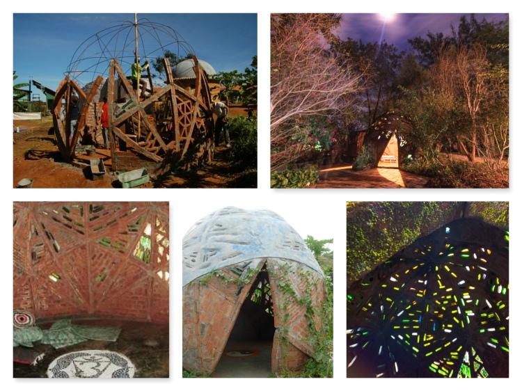 meditation dome  Ecocentro IPEC